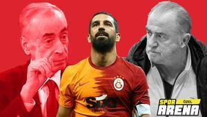 Galatasarayda sıcak saatler Futbolcuların muhtırasını Abdurrahim Albayrak önledi