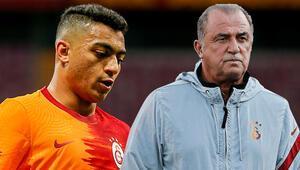 Galatasarayda golcü krizi Halil Dervişoğlu ve Oğulcan Çağlayan...