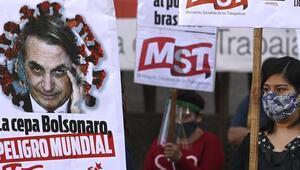 Latin Amerika ülkelerinde Kovid-19 nedeniyle can kayıpları artıyor