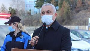 Kastamonu Valisi Çakır: İnsanların yüzde 60ı sokakta amaçsızca geziyor