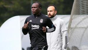 Aboubakar Ankaragücü maçında oynayacak mı