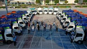 Başkan Uysal, Çevreci Komşu Kart ekibini kutladı