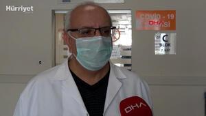 Doç. Dr. İbrahim Erayman koronavirüs hastalarındaki yeni belirtiyi açıkladı