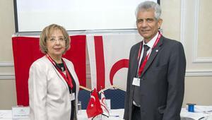 İngiltere Kıbrıs Türk Dernekleri Konseyi'ne üçüncü kez kadın başkan