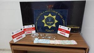 Son Dakika: Konyada uyuşturucu operasyonu: 36 gözaltı
