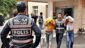 Zonguldakta 17 sanıklı uyuşturucu davasında karar verildi