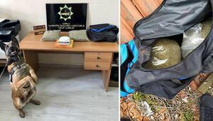Son Dakika: Çatı katındaki çantada 2 kilo uyuşturucuyu Larissa buldu