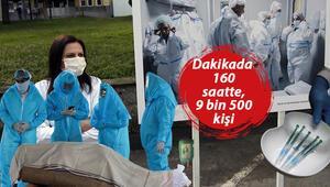 DSÖ açıkladı: Avrupada ölümler bir milyonu aştı, durum ciddi