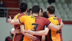 Galatasaray HDI Sigorta, Efeler Liginde sezonu 3. sırada tamamladı