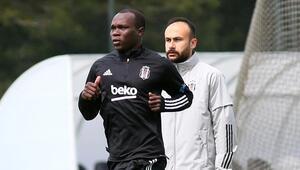 Son dakika: Aboubakar, Beşiktaşın Ankaragücü maçında yok