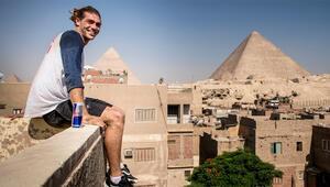 Dünyaca ünlü parkur sporcusu Dominic Di Tommaso Kapalıçarşı'yı keşfedecek
