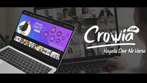 Yeni nesil dijital eğitim pazar yeri Crowia açıldı