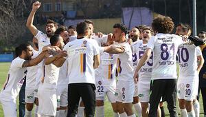 TFF 1. Lige yükselen Eyüpspor rekor kırdı Tüm zamanların en iyisi...