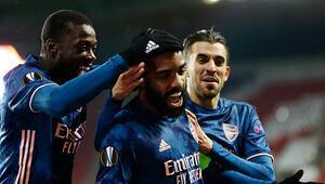 Son Dakika: UEFA Avrupa Liginde yarı finalistler belli oldu