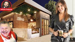 Deli Kasap'ın yeni restoranına Türk dokunuşu