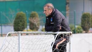 Trabzonsporda Hatayspor maçı öncesi Hugo cezalı, Ekuban şüpheli
