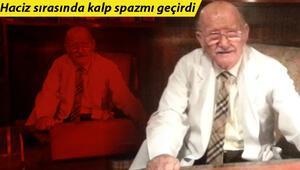 Emekli doktor Mahmut Karaağaça 10.6 milyon dolarlık dolandırıcılık şoku Haciz sırasında kalp spazmı geçirdi