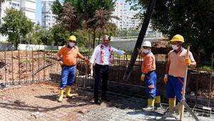 Muratpaşadan Antalyaspora taraftar lokali