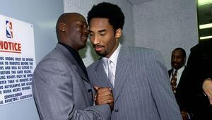 Şöhretler Müzesinde Kobe Bryantı, Michael Jordan takdim edecek