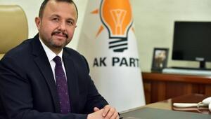 AK Parti İl Başkanı Taş: Antalyaya 3,3 milyar lira destek sağlandı