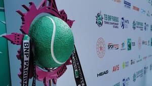 TEB BNP Paribas Tennis Championship İstanbul turnuvasının basın toplantısı yapıldı