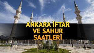 Ankara sahur vakti 2021: Ankarada sahur saat kaçta 2021 Ramazan İmsakiyesi ile Ankara iftar ve imsak saatleri