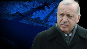 Cumhurbaşkanı Erdoğan'dan 'Kanal İstanbul' açıklaması Tarih verdi…