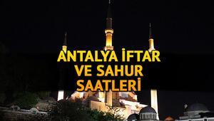 Antalya sahur vakti 2021: Antalya imsak, sabah ezanı ve sahur saati kaçta Ramazan İmsakiyesi