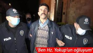 Bursada Ulu Camiine saldırmıştı İfadesi şaşkına çevirdi: Demirler, haç işaretine benziyor