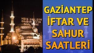 Gaziantep sahur vakti 2021: Gaziantepte sahur ve imsak saat kaçta İşte Gaziantep iftar ve sahur saatleri