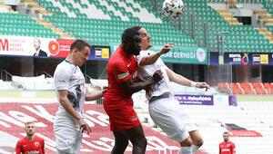 Konyaspor 0-0 Kayserispor (Maçın özeti)