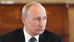 Putin, Rusya Güvenlik Konseyinde ABDnin yaptırımlarına karşı önlemleri görüştü