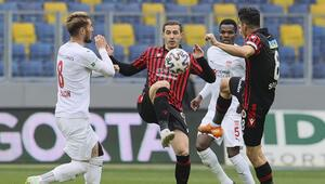 Gençlerbirliği 2-3 Sivasspor (Maçın özeti ve goller)