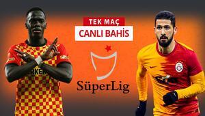 Fırat Aydınus 2 yıl 5 ay 14 gün sonra Galatasaray maçında Göztepe karşısında galibiyetlerine iddaada...