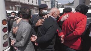 Sedat Peker grubuna yönelik operasyonda yakalanan 49 şüpheliden 10u tutuklandı