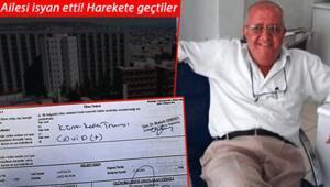 Hastanede iki kez yataktan düşen Covid hastası, 9 gün sonra öldü
