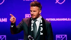 Beckhama kötü haber Kural ihlali...