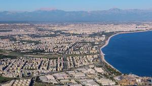 Antalyada Mart ayında yabancıya konut satışı yüzde 52 arttı
