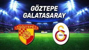 Göztepe Galatasaray maçı saat kaçta, hangi kanalda 58. randevu..