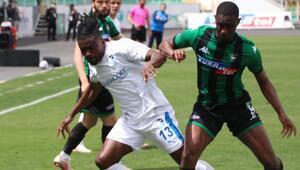 Denizlispor 2-3 Erzurumspor (Maç özeti ve golleri)