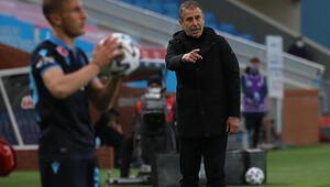 Trabzonsporda Abdullah Avcıdan Hatayspor maçı sonrası hakem isyanı: Bu şekilde muhatap olmak istemiyorum