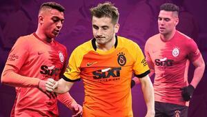 Göztepe-Galatasaray maçında tarihe geçen performans Kerem Aktürkoğlu sahne aldı, sosyal medya yıkıldı