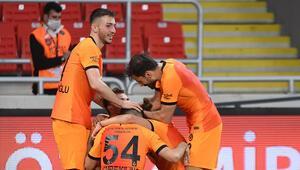 Galatasarayda Halil Dervişoğlundan galibiyet itirafı Bugün en önemlisiydi