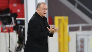 Son Dakika: Galatasarayda Fatih Terimden maç sonu flaş sözler Yumruklarımı sıkıyorum