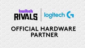 Twitch Rivals North America'nın yeni sponsoru Logitech G oldu