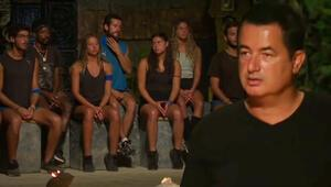 Survivorda eleme adayı kim oldu ve dokunulmazlığı kim kazandı Survivor son bölümde ödül oyununu kazanan takım ve eleme adayı