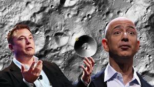 NASAnın Aya astronot indirecek uzay aracını SpaceX yapacak