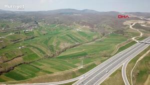 Kuzey Marmara Otoyolu ile bölgedeki arazi fiyatlarında yüzde 25 artış