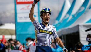 Son dakika: 56. Cumhurbaşkanlığı Türkiye Bisiklet Turunu Jose Manuel Diaz Gallego kazandı