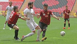 Eskişehirspor 0-3 Balıkesirspor